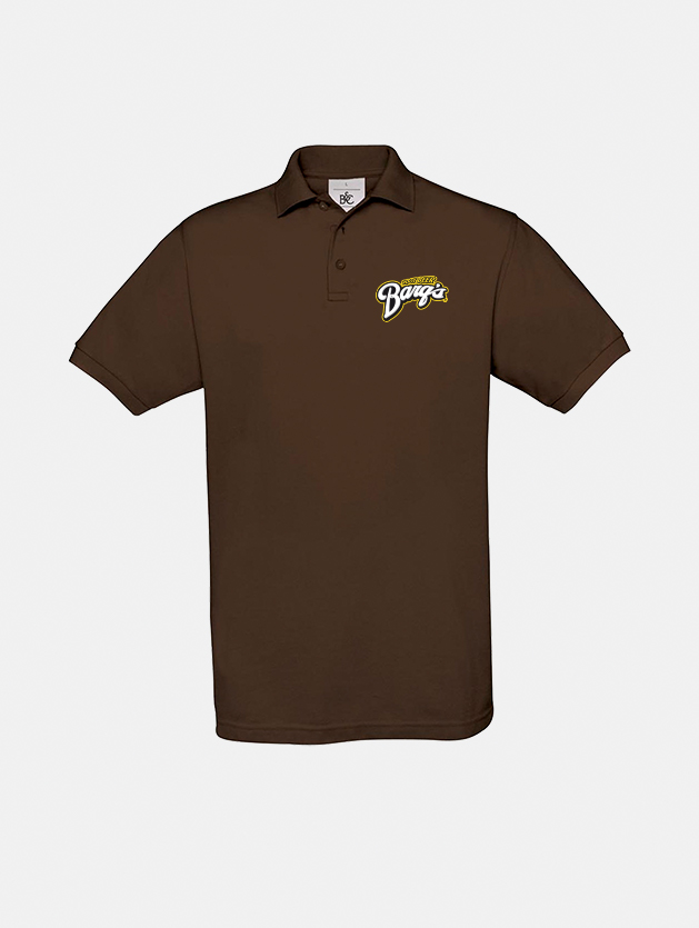 polo safran brown graphid promotion