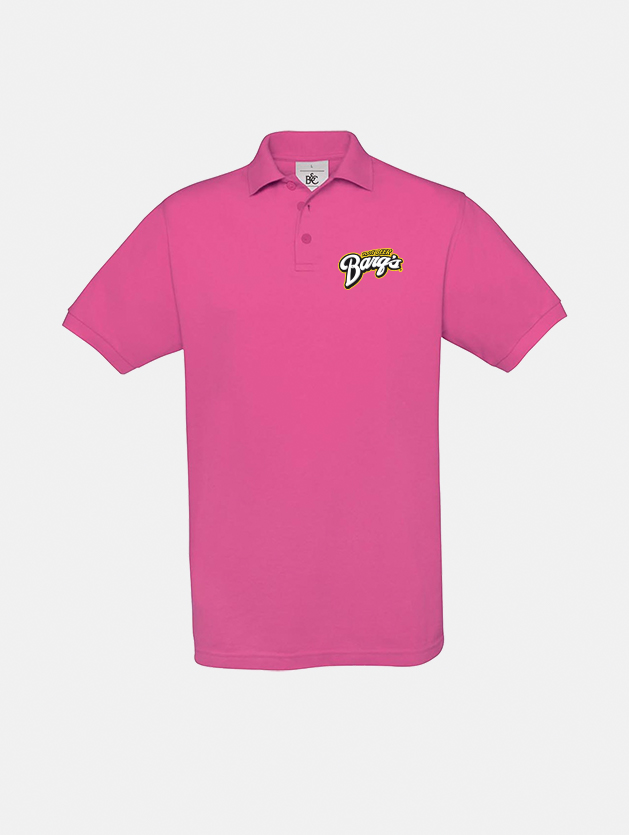 polo safran fuxia graphid promotion