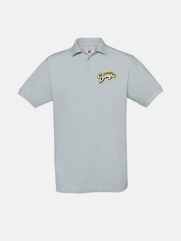 polo safran heather grey graphid promotion
