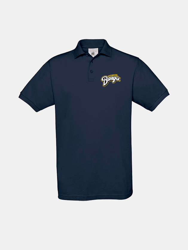 polo safran navy graphid promotion