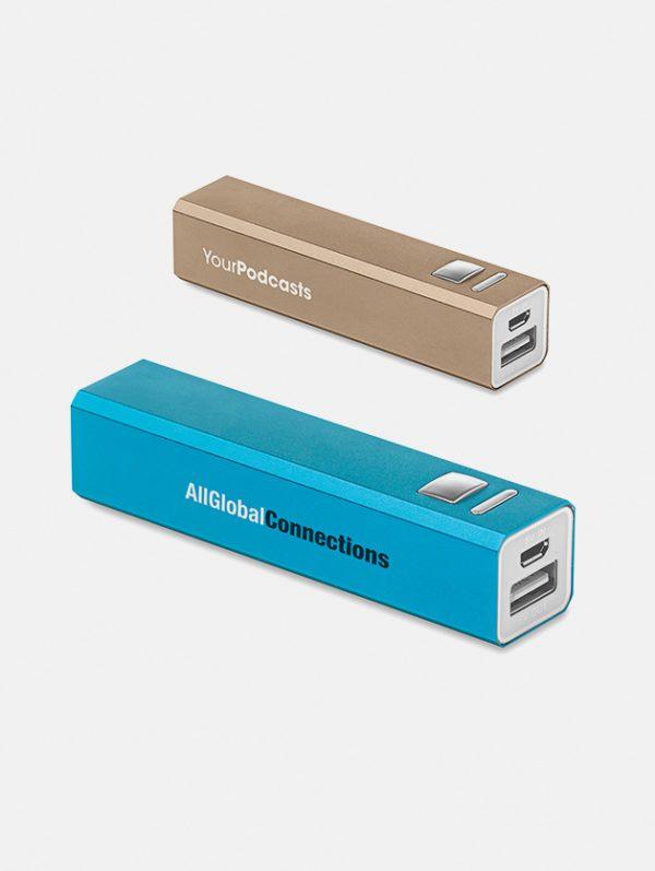 Power bank personalizzato