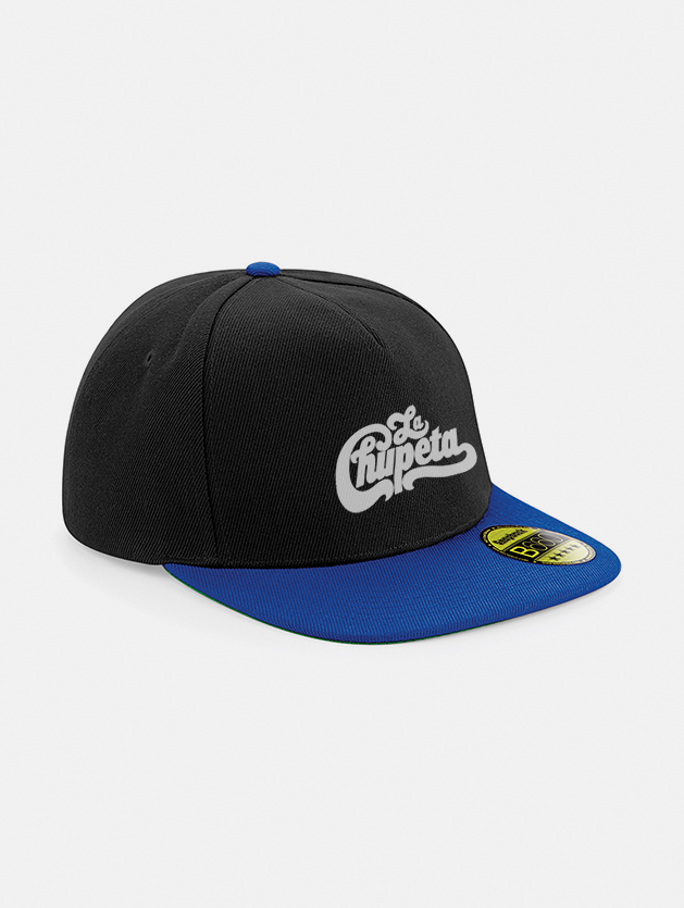 Cappelli flat snapback graphid promotion nero royal