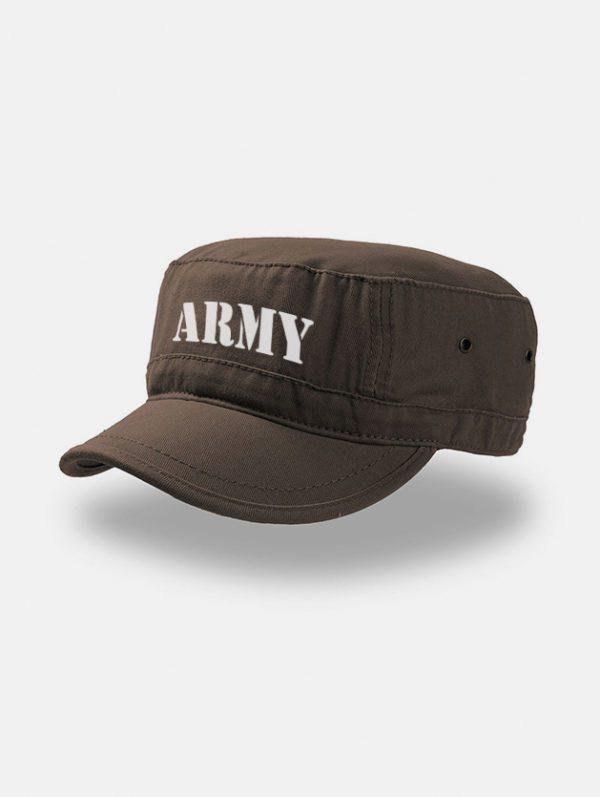 Cappello Attank Army brown