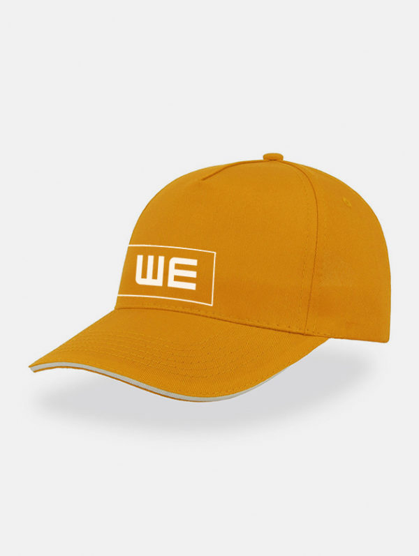 Cappello startfive sandwich giallo