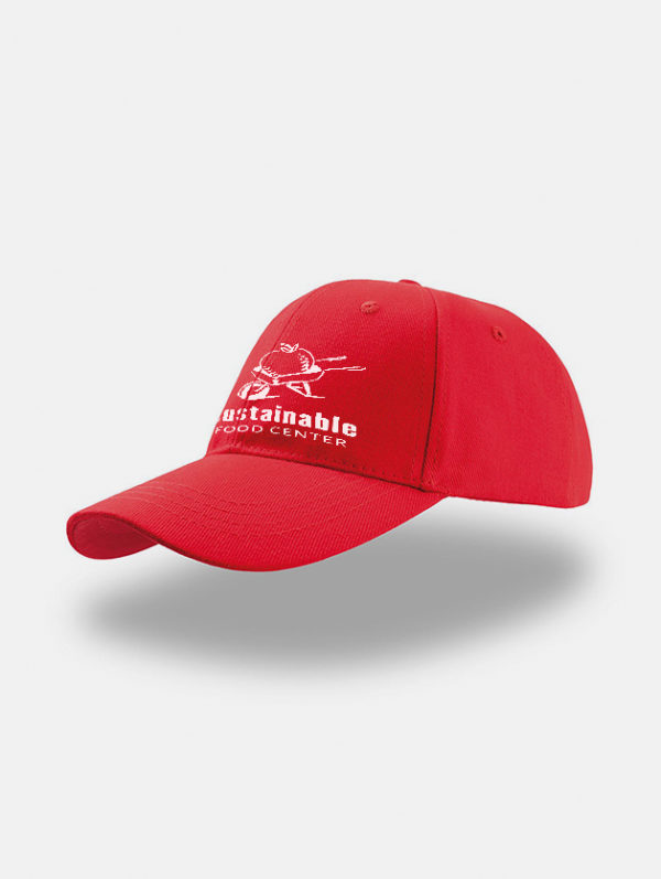 cappello liberty graphid promotion rosso
