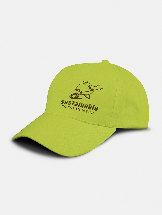 cappello promo graphid promotion lime