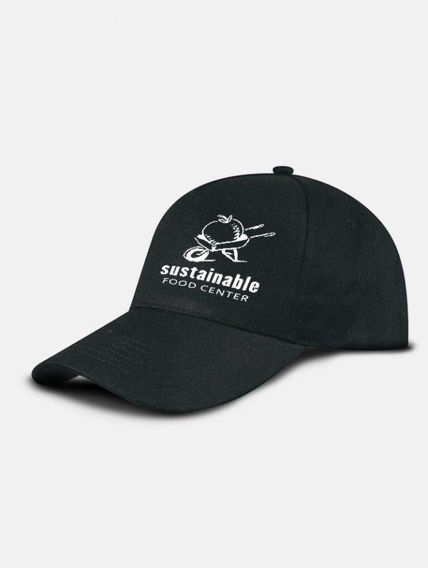 cappello promo graphid promotion nero