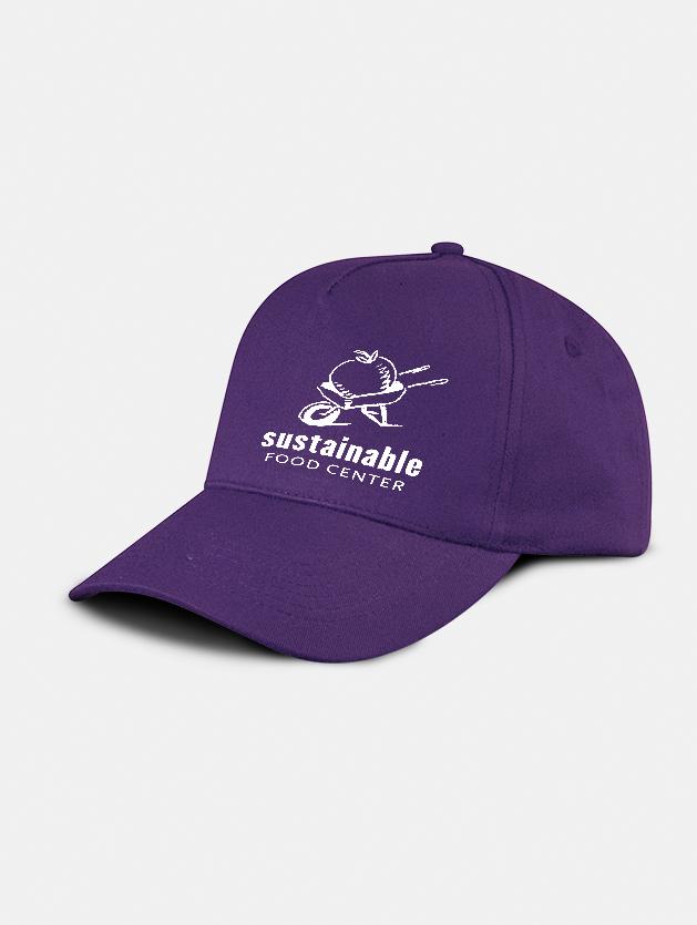 cappello promo graphid promotion purple