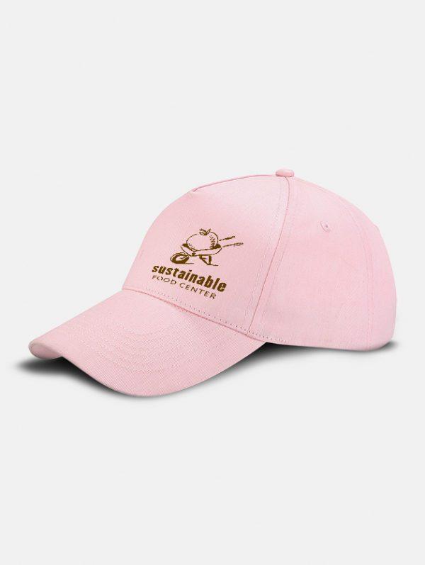 cappello promo graphid promotion rosa