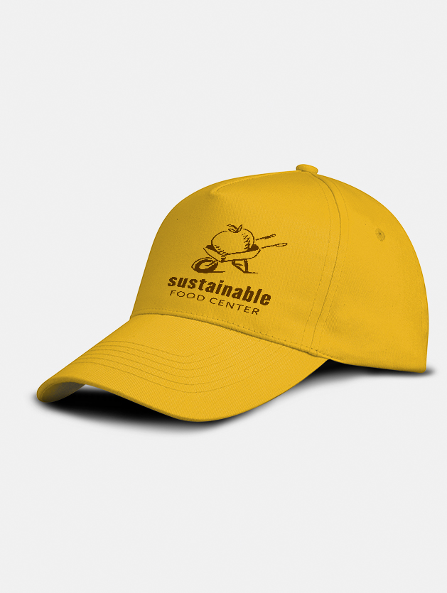 cappello promo graphid promotion yellow