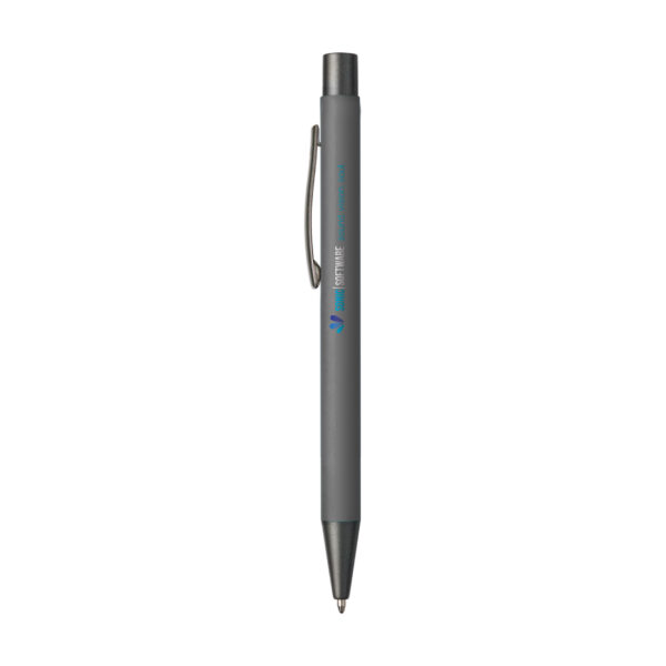 Penna Bowie Soft-touch Grigia